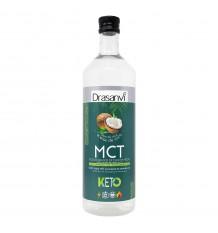 Mct-Kokosöl 1000 ml Keto Drasanvi