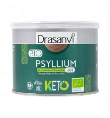 Psyllium Bio 200g Keto Drasanvi