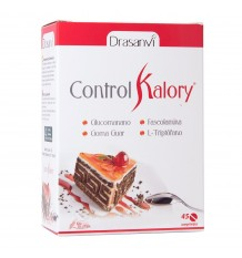 Controlo Kalory 45 Comprimidos Drasanvi