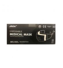 Surgical Masks Jiada Black 50 Units