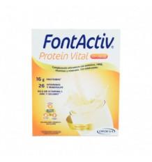 Fontactiv Protein Vital Vainilla 14 Sobres 30g