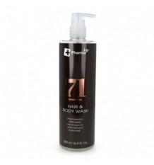 Iap Pharma Dermo Shampoo Shower Gel Number 71 500ml