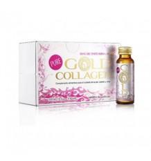 Gold Collagen Pure 10 Frascos 50ml