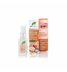 Dr Organic Suero Contorno de Ojos Argan Marroqui 30ml