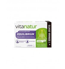 Vitanatur Equilibrium 60 + 15 Comprimés