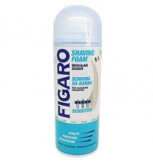Figaro Espuma De Barbear pele sensível 400 ml
