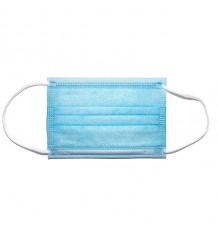 Mascarilla Higienica Infantil Azul 10 Unidades