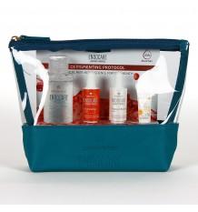 Endocare-Experte Tropfen depigmentierende Wirkung Protokoll 2x10 ml + Geschenk-Tasche-Pack Promo