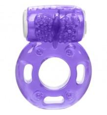 Calexotics Vibrator Ring Lilac