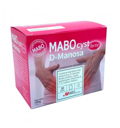 Mabo cyst Forte D Manosa 30 Sobres
