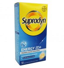 Supradyn Energy 50 + 30 Comprimés effervescents