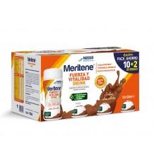 Meritene Drink Chocolate 10 + 2 Promotion