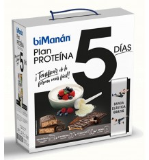 Plan de Protéines Bimanan 5 Jours