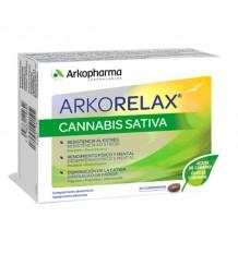Arkorelax Cannabis Sativa 30 Comprimidos