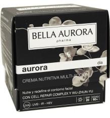 Bella Aurora Crème Nourrissante Multi Action Aurora 50ml