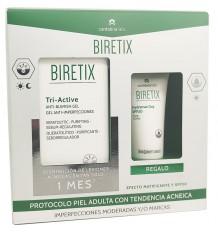 Biretix Triactive Gel Antiimperfecciones 30 ml + Hydramat Spf30 15ml