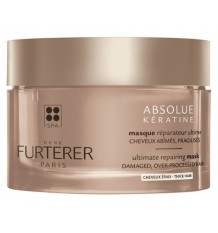 Rene Furterer Absolue Keratin Mask Thick Hair 200ml Jar