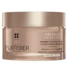Rene Furterer Absolute queratina máscara cabelo grosso 200ml frasco