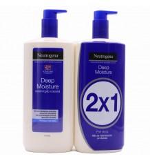 Neutrogena Hidratacion Profunda Duplo 750 ml + 750 ml