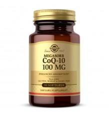 Solgar Coenzyme Q10 100mg 30 Pearls