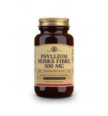 Solgar Psyllium-Faser-Shell 500 mg 200 Vegicaps