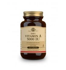 Solgar Vitamin A Dry 5000 Iu 100 Tablets