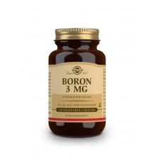 Solgar Boron 3mg 100 Vegetable Capsules