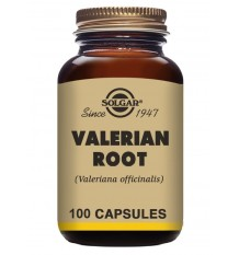 Solgar Valeriana 100 Cápsulas Vegetais