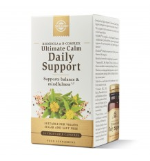 Solgar Daily Support Ultimate Daily Calm 30 Capsules
