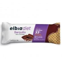 Elbia Diet Barquillo Chocolate 24 Unidades