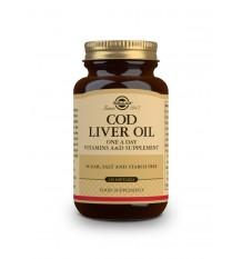 Cod Liver Oil 250 Solgar Pearls