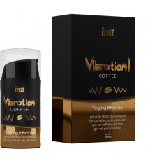 Intt Vibration Coffee Gel Excitante Parejas 15ml