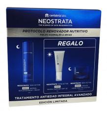 Neostrata Skin Active Dermal 50g + Matrix Support 15g + Citriate Peeling 3 Discos