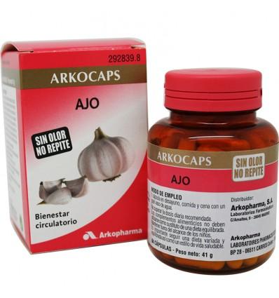 Arkocapsulas Ajo 84 capsulas
