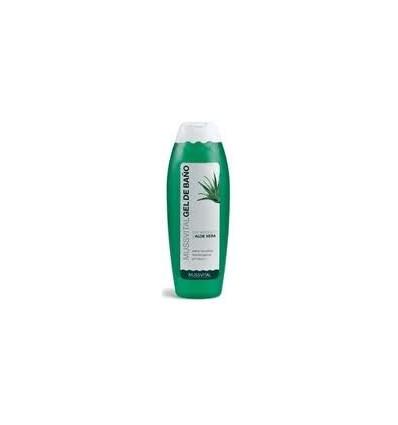 Mussvital Gel de baño con aloe vera 750 ml