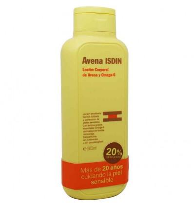 Avena Isdin omega 6 500 ml