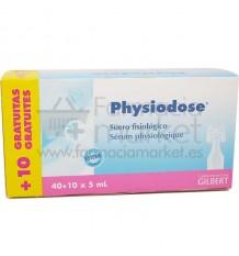 Physiodose Suero Fisiologico 40 unidades