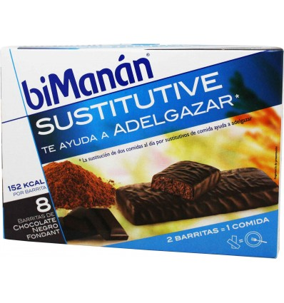 bimanan sustitutive chocolate
