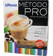Bimanan Pro Batido Café 6 unidades