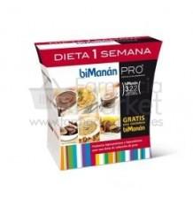 Bimanan Pro Dieta 1 Semana