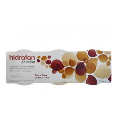 Hidrafan  gelatina cola  3 x 125ml