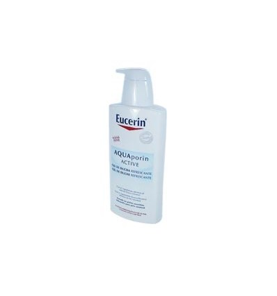 Eucerin Aquaporin active Gel ducha Refrescante 400ml