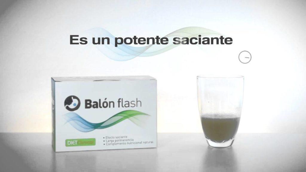 Balon Flash -Un potente saciante
