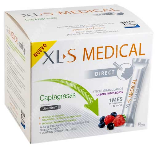 Xls Medical Max Strength , Revolucion Quemagrasas adelgazante