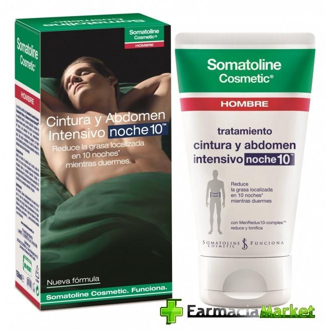 Somatoline, Una gama muy completa