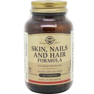 Solgar vitaminas pelo