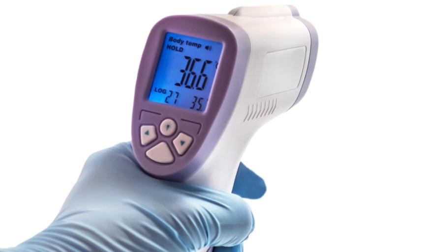 Controlar tu temperatura es fundamental. Es una lucha efectiva contra Covid