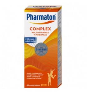 Pharmaton Complex 60 comprimidos oferta