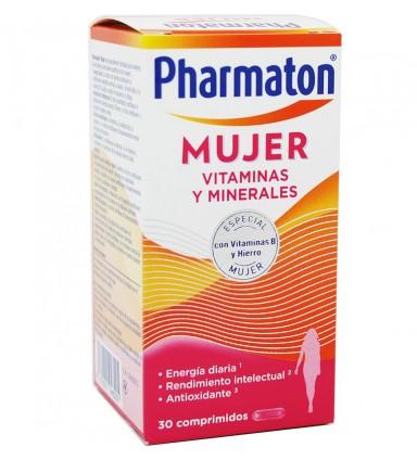 Pharmaton Mujer 30 Comprimidos Oferta