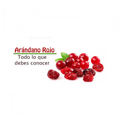 Arándano Rojo Americano, Solución eficaz